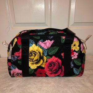 NEW Vera Bradley gym bag